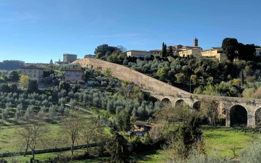 Siena Countryside View