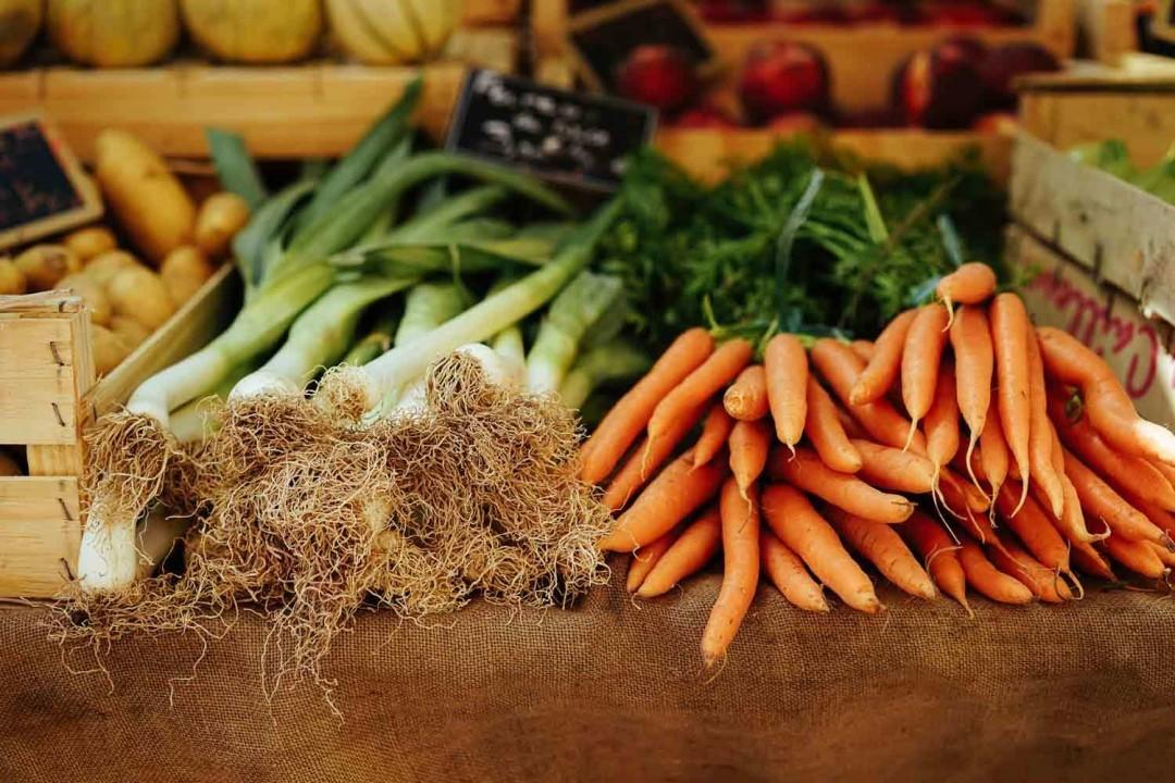 Fresh French Produce - Nice, France