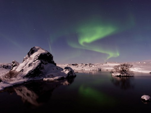 Myvatn Northern Lights