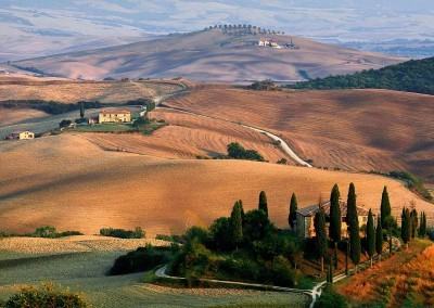 Tuscan Countryside - Tuscany, Italy - European Vacation Packages