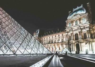 Louvre-night-500px